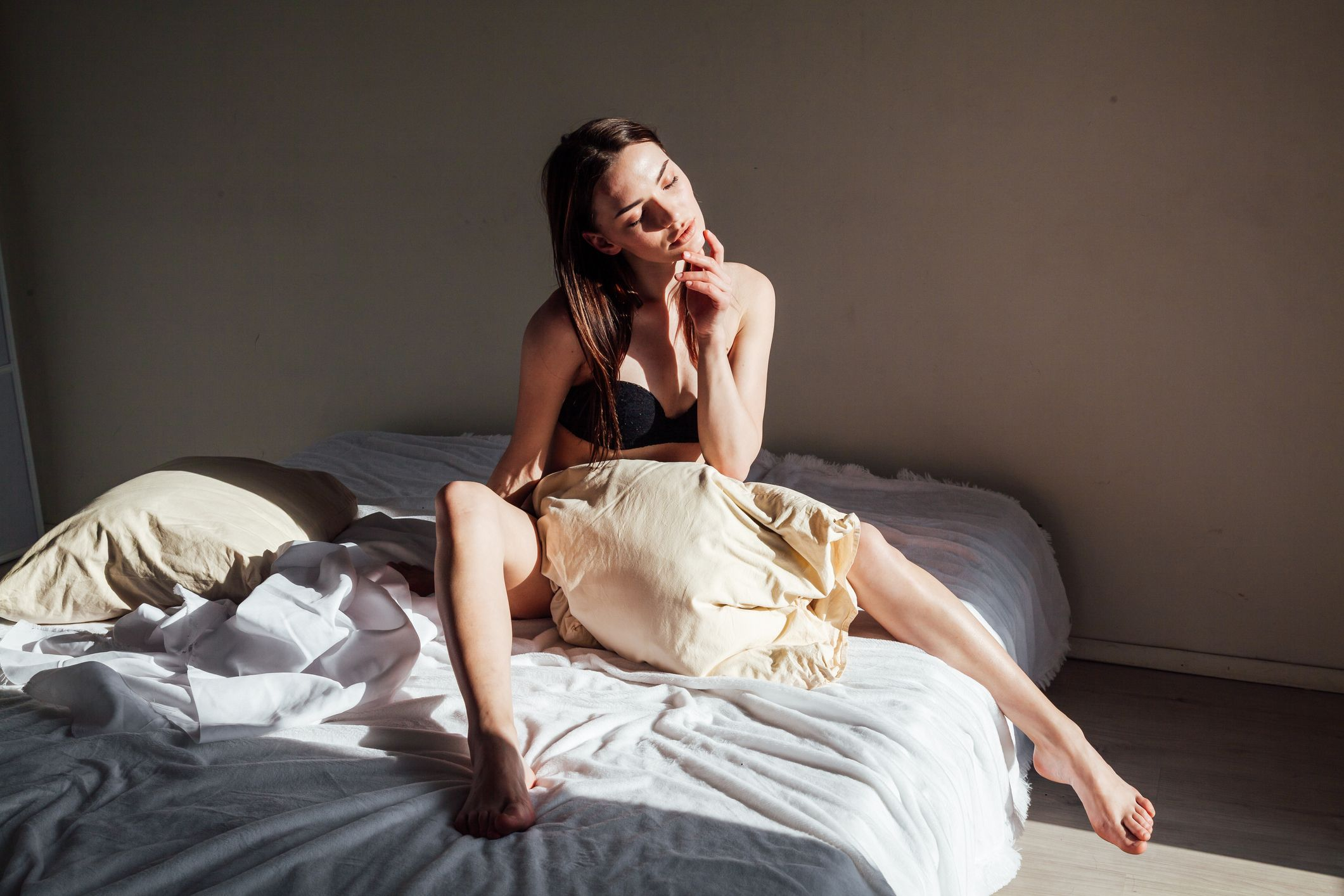is it possible to live without sex