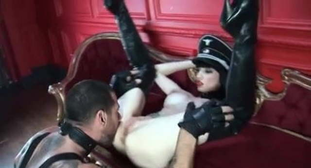 beauty anal casting